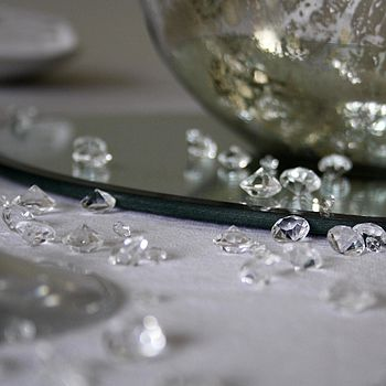 Table Scatter Crystals