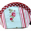 Change Purse Oilcloth