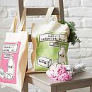 Personalised Printed Shopper Bag