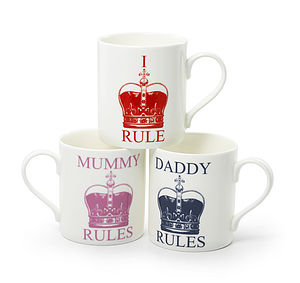 I Rule Mug - kitchen