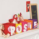 Personalised Felt Box