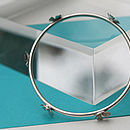 Six Periwinkle Bangle