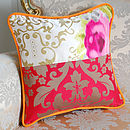 FOLKY CUSHIONS 16in