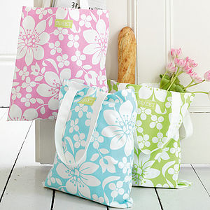 Blossom Shopper Bag - gifts for her