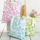 Blossom Shopper Bag