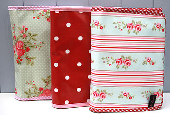 Oilcloth Wash Bag