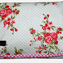 Wash Bag Oilcloth Collette