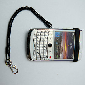Mobile Phone Bunjee - gifts for gadget-lovers