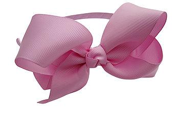 Traditional Bow Headband