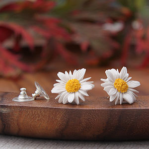 Daisy Earrings - earrings