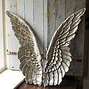 Thumb angel wings