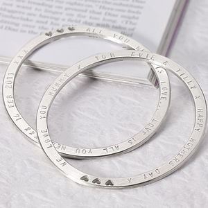 Circle Of Life Bangle - jewellery gifts for mothers