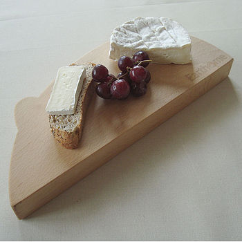 Mouse Chopping Board