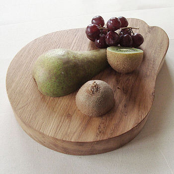 Pear Chopping Board