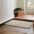 Door Mat Turtle Mat Natural Brown