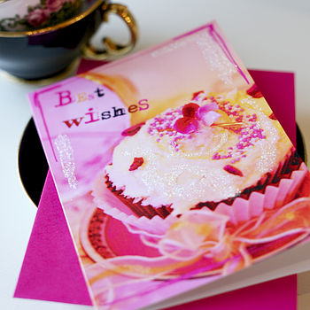 'Best Wishes' Greetings Card
