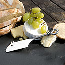 Mouse Cheese Knife