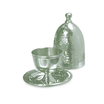Silver Plated Egg Cup