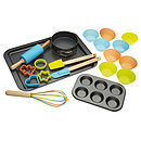 Children's Twenty Piece Baking Kit