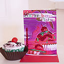 'Cherryberrylicious' Greetings Card
