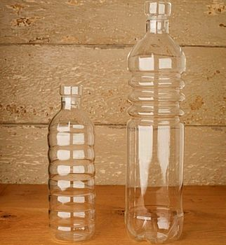 Italian Glass Water Bottle