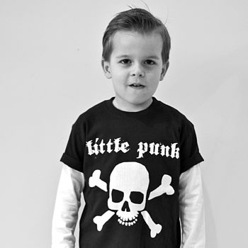 Little Punk T Shirt