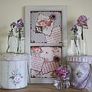 Window Frame Notice Board Wedding Table Plan