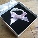 Baby wristband in Gift box