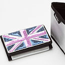 Personalised Silver Wallet