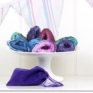 Agate Geodes Party Bags - educational toys
