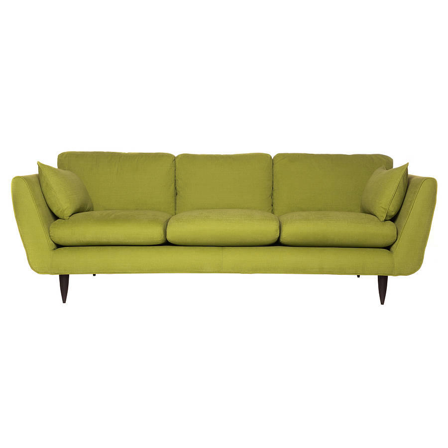 Retro Sofa By Couch Design Notonthehighstreet Com