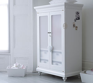 Hestia Wardrobe - children's furniture
