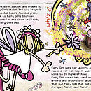 Photo-personalised Fairy Girl book for Children