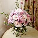 Vintage Inspired Floral Bouquet