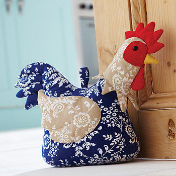 Chicken Door Stop Theme