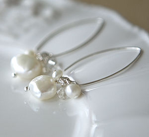 Pearl Earrings - bridal edit