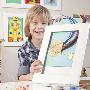 Child's Single A3 Art Frame - picture frames