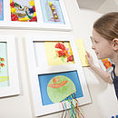 Child's Double Art Frame