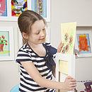 Child's Single A4 Art Frame