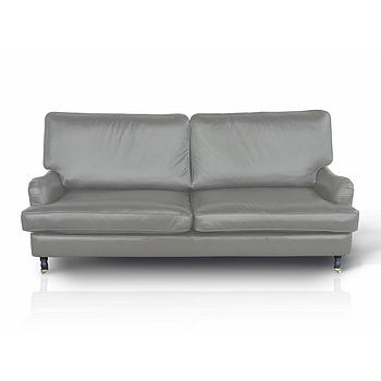 'Florence' Classic Sofa in Taupe