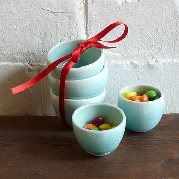 Handmade Decorative Porcelain Cups
