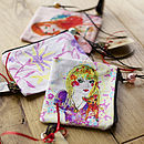 Quirky Coin Purse & Free Pocket Mirror