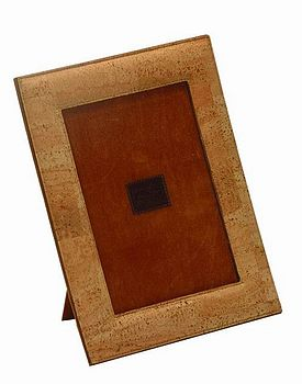 Natural Cork Photo Frame