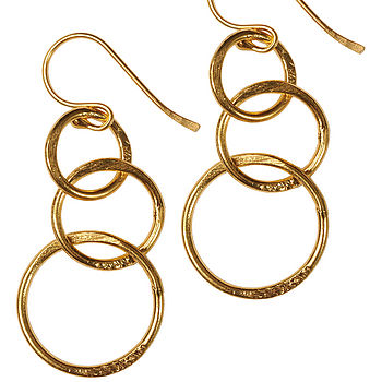 Lolita Gold Earrings