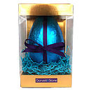 Filled Stripey Chocolate Easter Egg