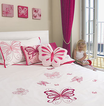 Flutterby Children's Bed Linen