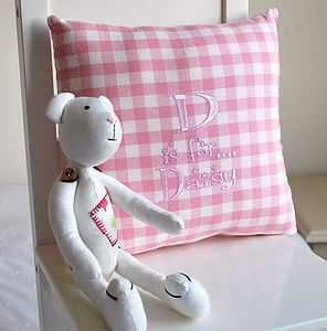 Personalised Cushion - cushions