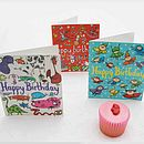 Birthday Cards For Children -3 For £5