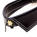 Savile Row Black Collar