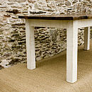 Bantham Reclaimed Wood Table